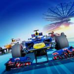 F1 2012 — мир скорости