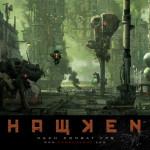 Hawken — роскошные спецэффекты