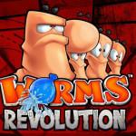 Worms Revolution — червячки радуют