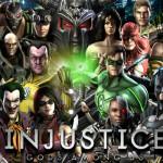 Injustice — крутой антураж