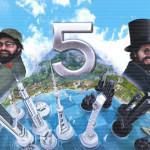 Tropico 5 — волшебный мир