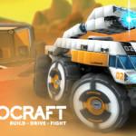 Robocraft — насыщенный и оригинальный мир