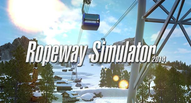Ropeway Simulator 2014 - красочный мир!