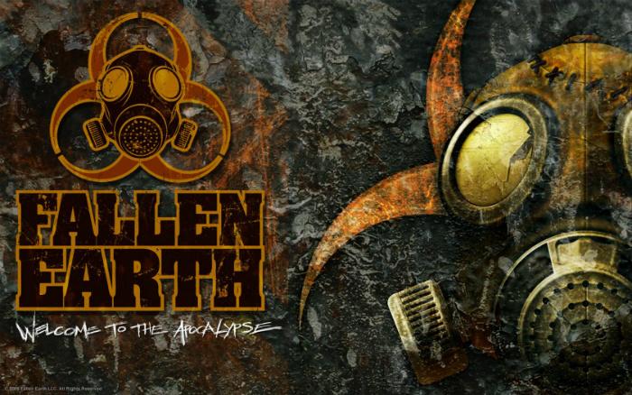 Fallen Earth - интересная система крафта!