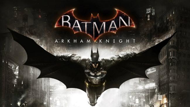 Batman: Arkham Knight - красивый игровой мир!
