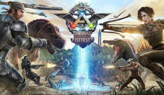 ARK: Survival Evolved - доисторическая атмосфера!