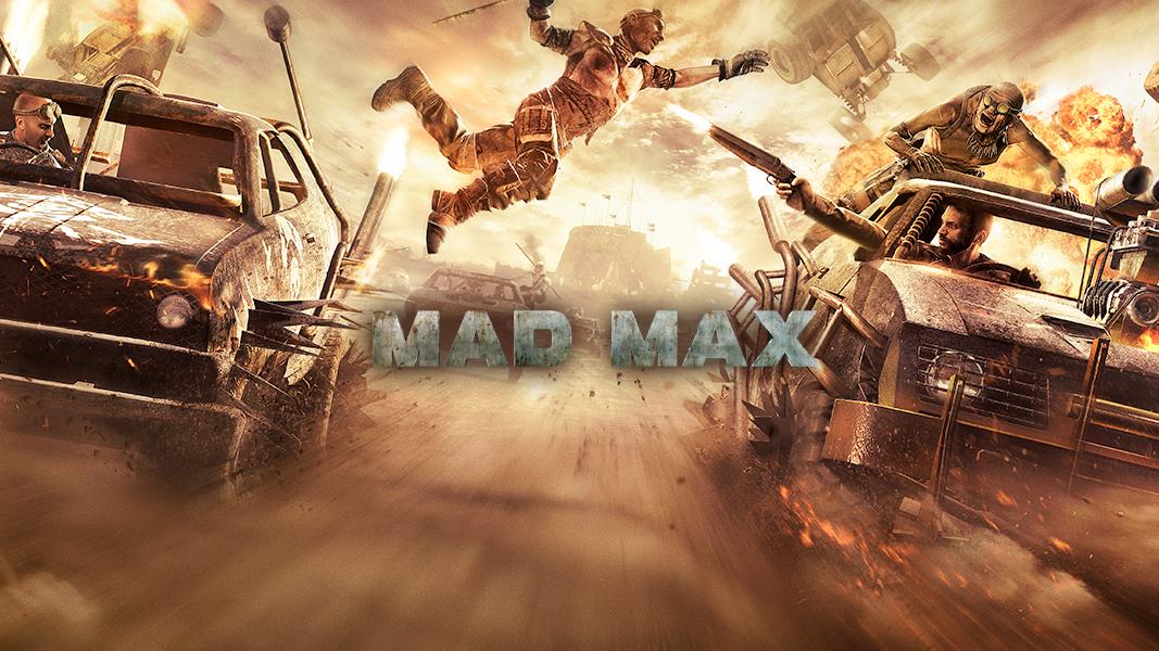 Mad Max - постапокалиптическое безумие