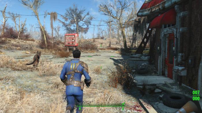 Fallout 4 - живой и продуманный мир